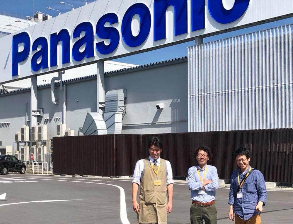 パナソニック株式会社アプライアンス社で、鹿児島県×岡山県コラボ企画イベントに参加致しました。